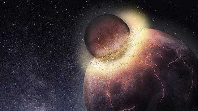 Sự sống trên Trái Đất đến từ một vụ va chạm hơn 4 tỷ năm trước? - 1