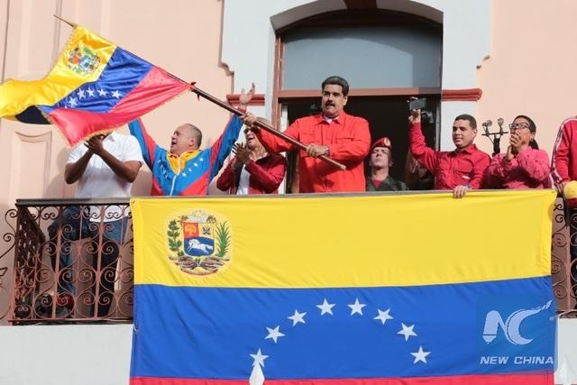 Nguy cơ Mỹ can thiệp quân sự vào Venezuela giữa lúc khủng hoảng - 1