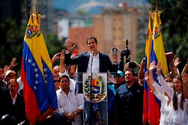 Nguy cơ Mỹ can thiệp quân sự vào Venezuela giữa lúc khủng hoảng - 2