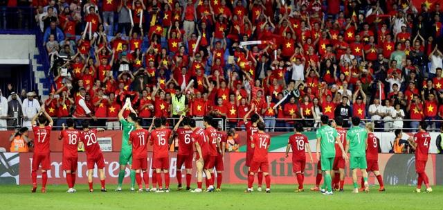 Đội tuyển Việt Nam về nước sau hành trình vinh quang ở Asian Cup 2019 - 1