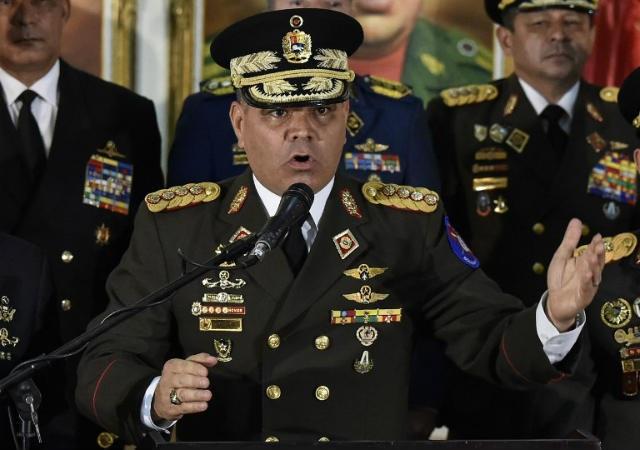 Lãnh đạo quân đội Venezuela đồng loạt ủng hộ đương kim Tổng thống Maduro - 1