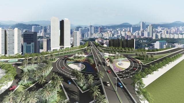 Hà Nội: Dự án đường bao quanh công viên tưởng niệm Chu Văn An được giãn tiến độ  - 1