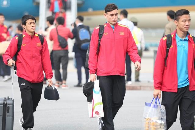 Đội tuyển Việt Nam được vinh danh ở sân bay Nội Bài - 6