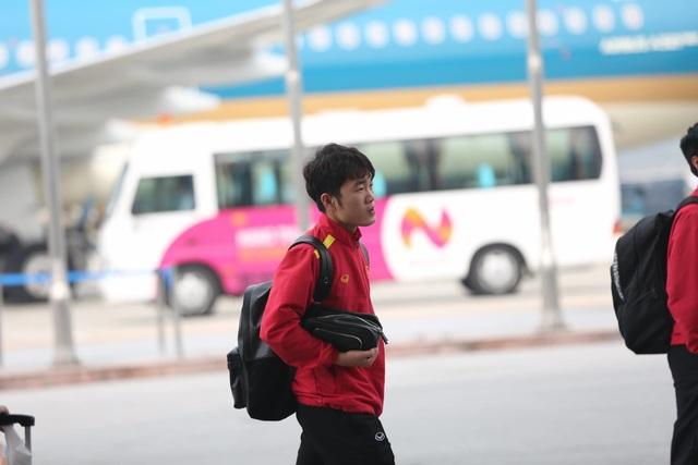 Đội tuyển Việt Nam được vinh danh ở sân bay Nội Bài - 8