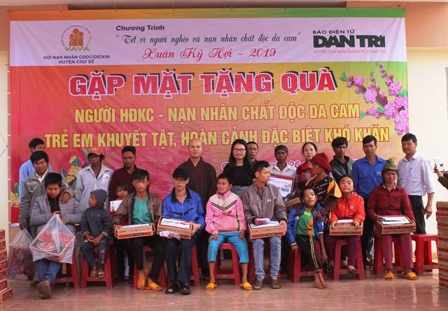 Báo Dân trí mang Xuân ấm đến với người nghèo tỉnh Gia Lai - 2