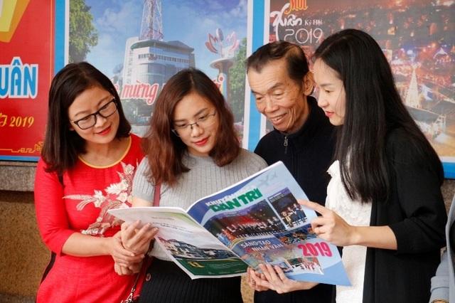 Hàng trăm đầu báo quy tụ tại Hội báo Xuân 2019 Hà Tĩnh - 6