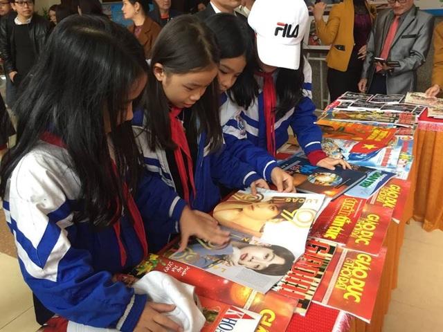 Hàng trăm đầu báo quy tụ tại Hội báo Xuân 2019 Hà Tĩnh - 5