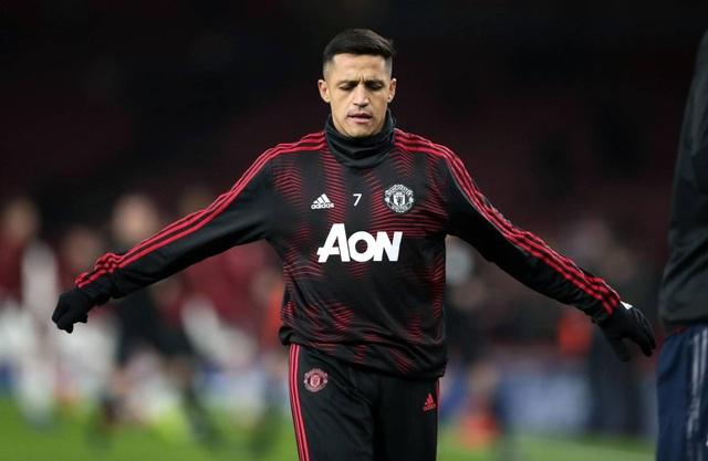 Nhìn lại chiến thắng của Man Utd trước Arsenal - 5