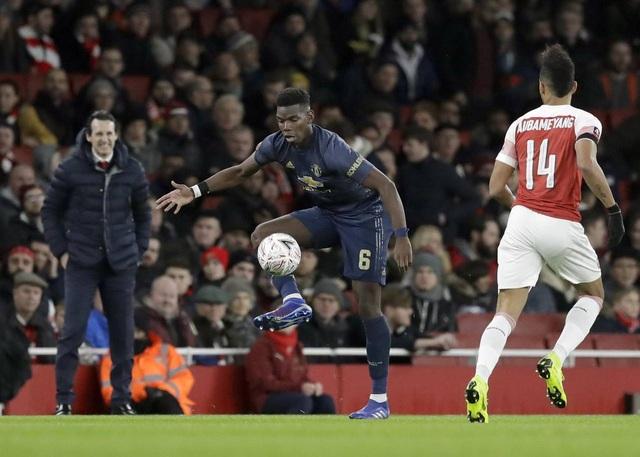 Nhìn lại chiến thắng của Man Utd trước Arsenal - 6