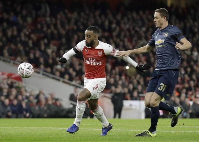 Nhìn lại chiến thắng của Man Utd trước Arsenal - 9