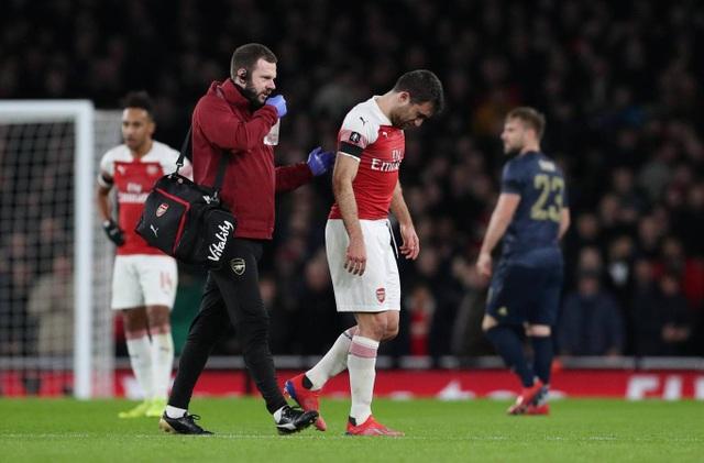 Nhìn lại chiến thắng của Man Utd trước Arsenal - 10