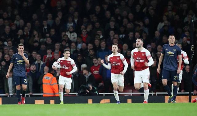 Nhìn lại chiến thắng của Man Utd trước Arsenal - 17