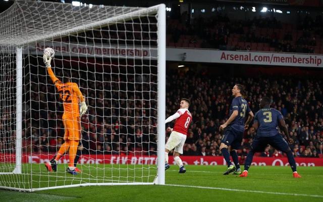 Nhìn lại chiến thắng của Man Utd trước Arsenal - 18