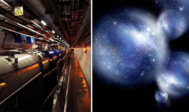 """Máy gia tốc hạt mới sẽ mở cửa đến """"vũ trụ lân cận"""" - 1"""