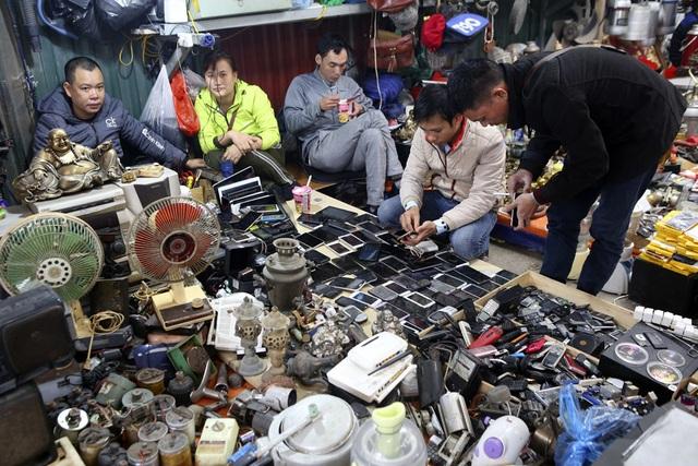 Chợ phiên hoài niệm 5 ngày họp một lần ở Hà Nội - 8