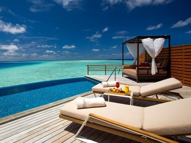 Khu nghỉ dưỡng giữa biển giá 57 triệu/đêm có gì hay mà giới siêu giàu đổ xô tới? - 8