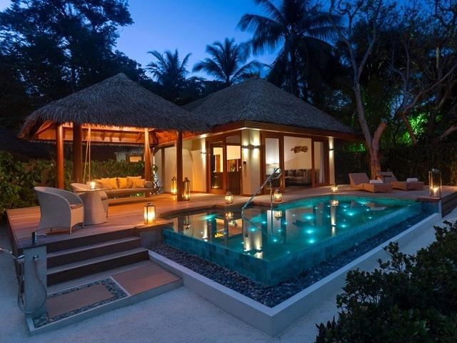 Khu nghỉ dưỡng giữa biển giá 57 triệu/đêm có gì hay mà giới siêu giàu đổ xô tới? - 9
