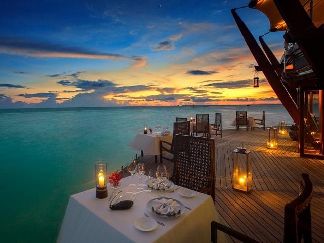 Khu nghỉ dưỡng giữa biển giá 57 triệu/đêm có gì hay mà giới siêu giàu đổ xô tới? - 15