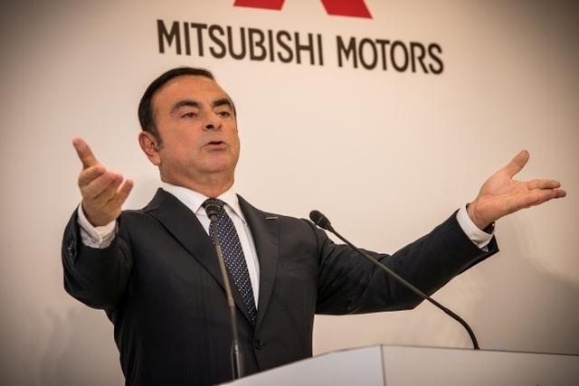 Liên minh Renault-Nissan-Mitsubishi vẫn quyết nắm tay nhau - 1