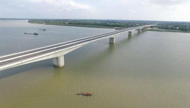 Thủ tướng phát lệnh thông xe cầu Hưng Hà và tuyến đường bộ trọng điểm Bắc Bộ - 3
