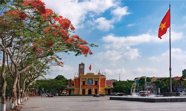 Năm 2045, TP. Hải Phòng lọt top thành phố phát triển hàng đầu châu Á và thế giới - 1
