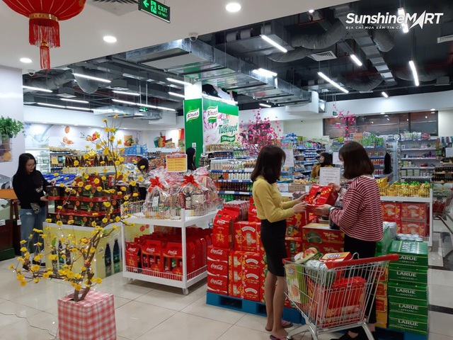 Sắm Tết với muôn vàn lựa chọn tại Sunshine Mart - 1