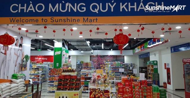 Sắm Tết với muôn vàn lựa chọn tại Sunshine Mart - 3