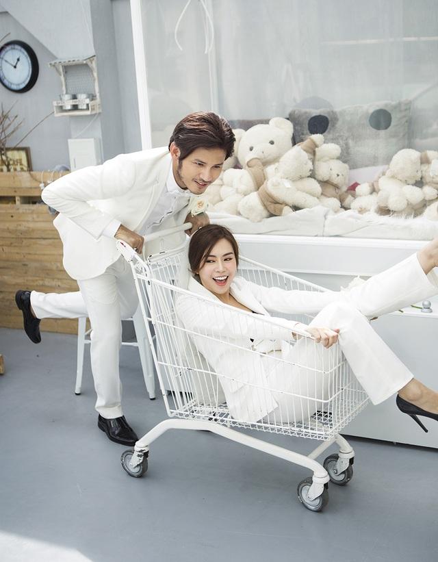"""Vũ Ngọc Ánh """"Gạo nếp gạo tẻ"""" xác nhận sắp kết hôn với diễn viên Anh Tài  - 8"""