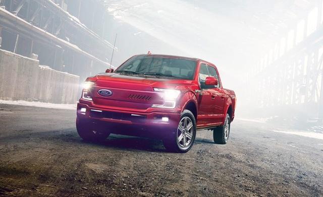 Sẽ có xe bán tải Ford F-150 chạy hoàn toàn bằng điện - 1