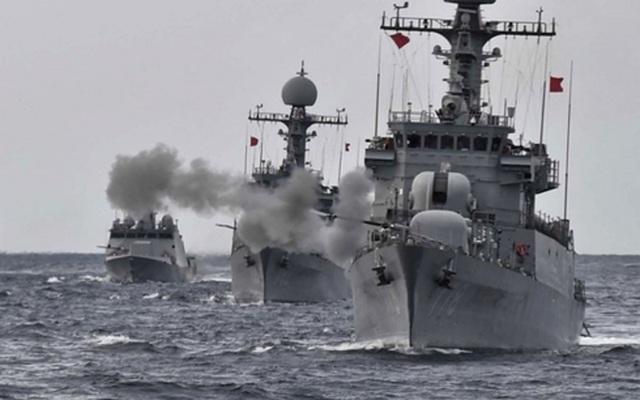 Hải quân Hàn Quốc nhận chỉ thị cứng rắn với phi cơ bay tầm thấp của Nhật - 1