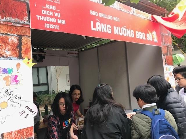Hà Nội: Học sinh trải nghiệm cái Tết thời mậu dịch - 6