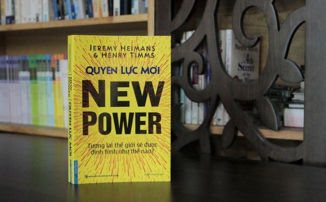 New power - Quyền lực mới - 1