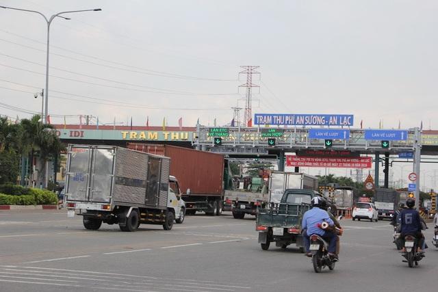 BOT An Sương - An Lạc tuyên bố xả trạm 3 ngày Tết để tri ân khách hàng - 2
