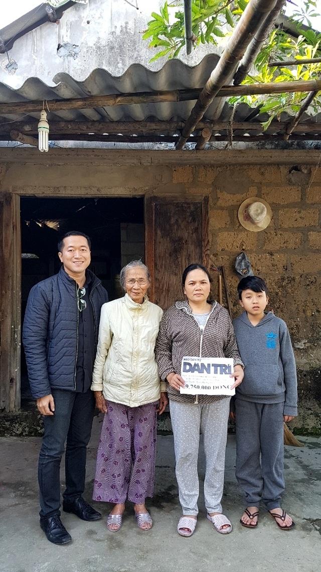 Tết đã ấm áp với gia đình có 2 con mắc bệnh thiếu máu - 3
