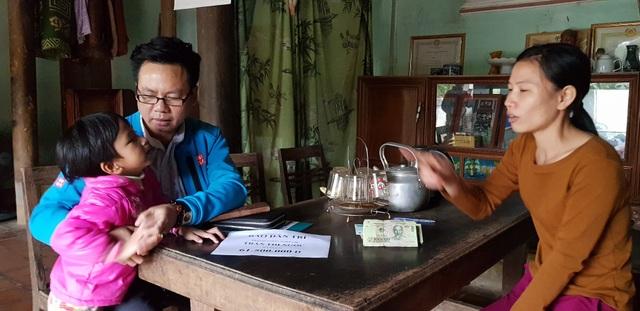 Bạn đọc giúp đỡ mẹ con chị Trần Thị Ngọc hơn 60 triệu đồng  - 2