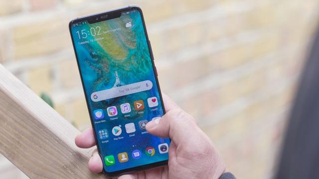 Sức mua smartphone Huawei sụt giảm, giá trao đổi không thay đổi - 1