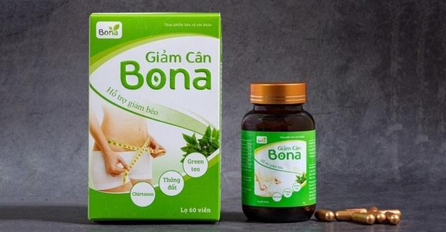 Lấy lại thân hình thon gọn nhờ thực phẩm hỗ trợ giảm béo Bona - 1