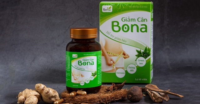 Lấy lại thân hình thon gọn nhờ thực phẩm hỗ trợ giảm béo Bona - 3