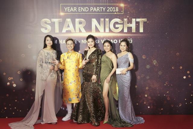 Ca sĩ Văn Mai Hương, Thanh Duy idol cùng đại náo tại sự kiện I'm Nature - Year End Party 2018 - 1