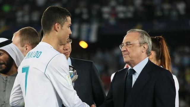 Hé lộ thực hư chuyện C.Ronaldo rời khỏi Real Madrid - Ảnh minh hoạ 2