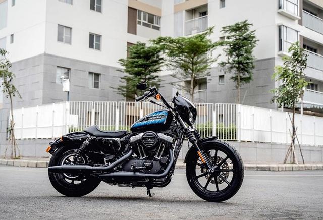 Harley-Davidson đột ngột giảm giá tới 300 triệu đồng - 4