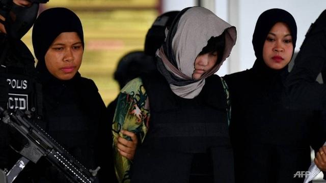 Phiên tòa xét xử nghi phạm Đoàn Thị Hương bị hoãn - 1