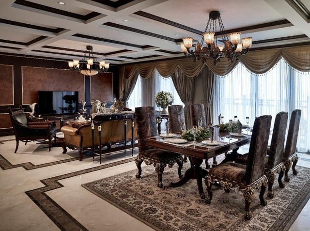 Vì sao căn hộ siêu sang của Tân Hoàng Minh có giá hàng chục tỷ đồng? - 2