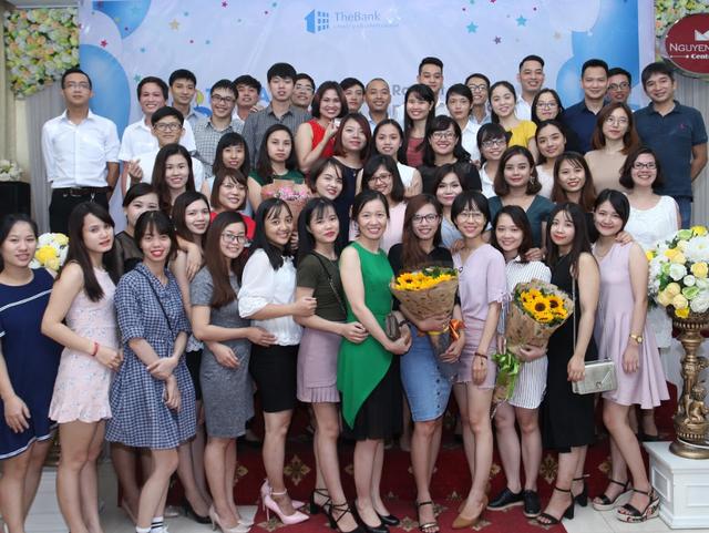 Vòng rót vốn đầu tiên đưa Thebank.vn vào bệ phóng trong cuộc chơi Fintech tại VN - 2