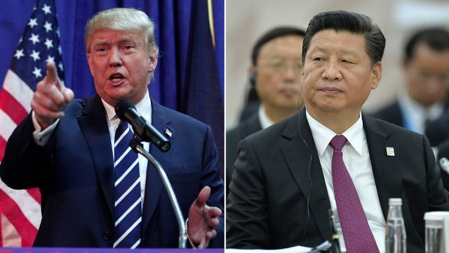 90 days after the end of the war, the United States and China rushed to find a way to escape the trade war - 1
