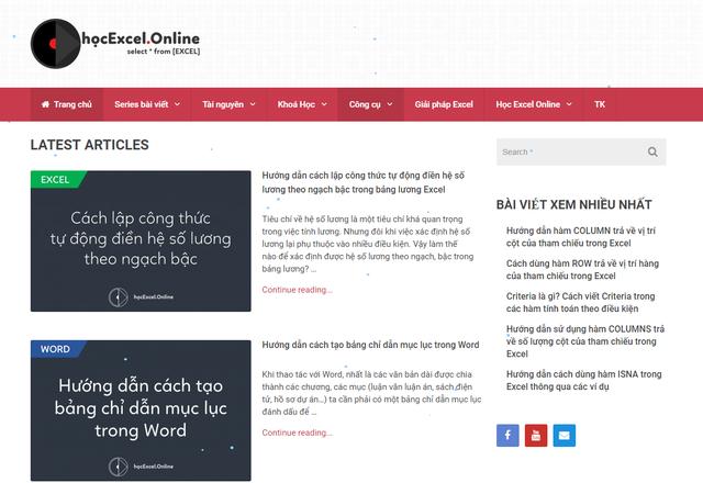 Từ ước mơ đến thành công của CEO đam mê Excel - 3