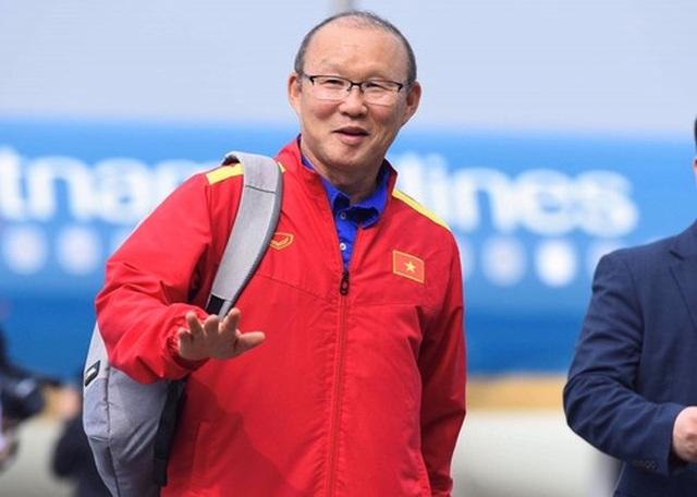 HLV Park Hang Seo vạch kế hoạch giúp đội tuyển Việt Nam dự World Cup
