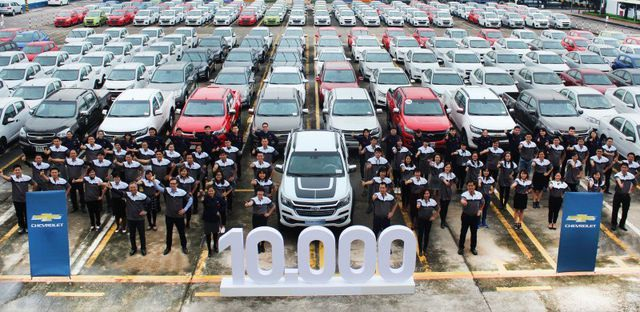 Chevrolet sẽ chỉ còn Trailblazer và Colorado tại Việt Nam - 3