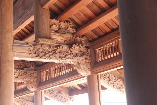 """Ngôi chùa bề thế được xây dựng từ tiền bán... nhánh """"cây sưa trăm tỷ"""" - 7"""