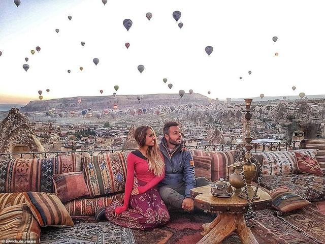 Cặp đôi chi gần 350 triệu mỗi người để vi vu khắp 33 nước trong vòng 10 tháng - 4